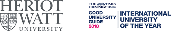 Heriot-Watt University International University of the Year