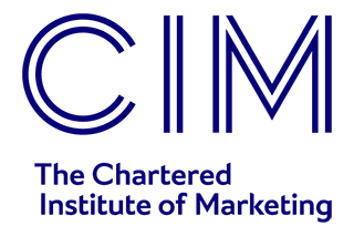 Logo of the Chartered Institute of Marketing