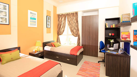Dubai Campus accommodation