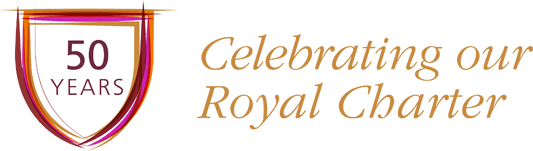 50 years: Celebrating our Royal Charter