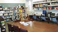 Orkney Campus library