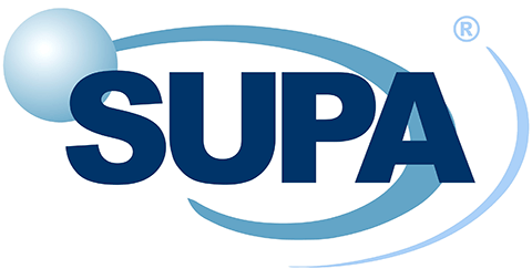 Scottish Universities Physics Alliance (SUPA) logo