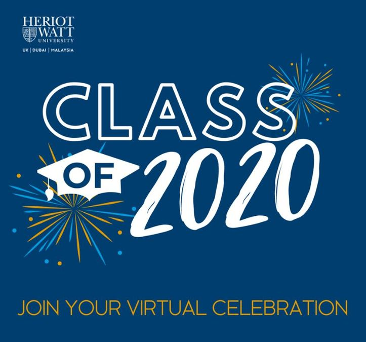 Unique celebration for Class of 2020