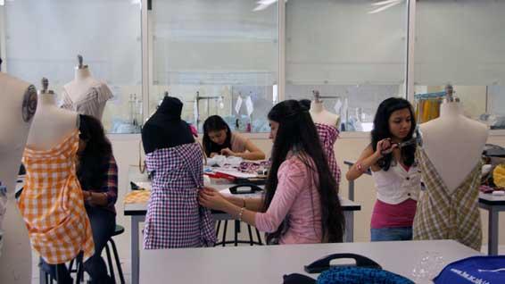School Of Textiles And Design Holds Induction Programme Heriot Watt University