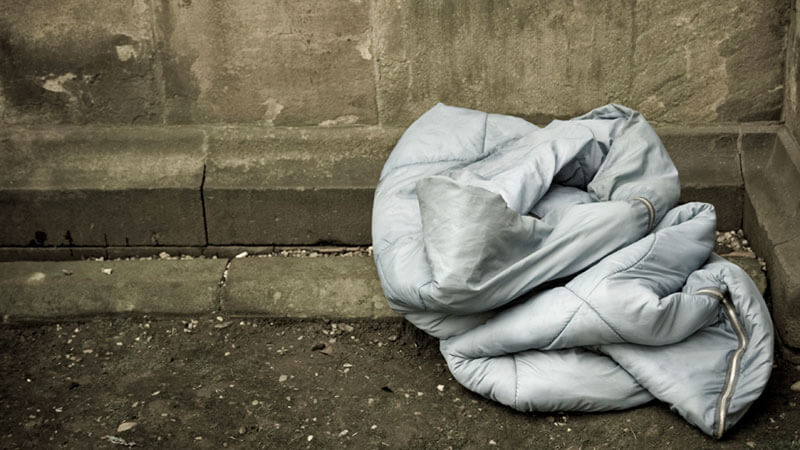 State of homelessness across Britain revealed - new