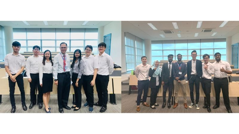 Heriot-Watt University Malaysia Chemical Engineering Students Won Second Runner-Up and Consolation Prizes at 8th IEM Chemical Engineering Design Competition
