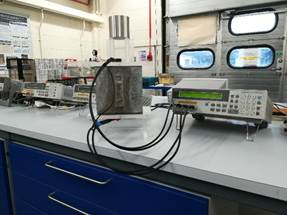 Bench-top LCR meter and performance testing